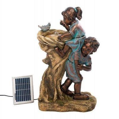Cool Drink Children Solar Fountain (pack of 1 EA)