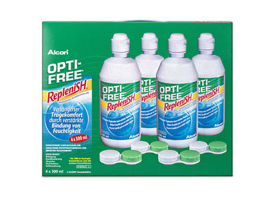 OPTI-FREE RepleniSH (4x 300ml) 4x 300ml