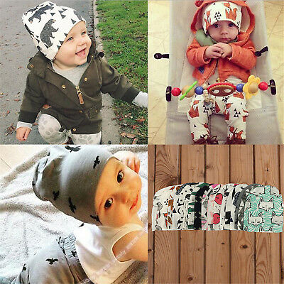 Toddler Kids Girl Boy Baby Infant Winter Warm Cute Cotton Hat Beanie Cap Newest