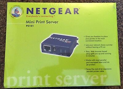 NETGEAR PS101 WINDOWS 7 64 DRIVER