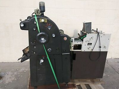 AB Dick Model 360 with Press Specialist Envelope Feeder