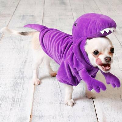 Ministry of Pets Dingo the Dino Monster Pet Dress Up | Cat Dog Outfit Halloween