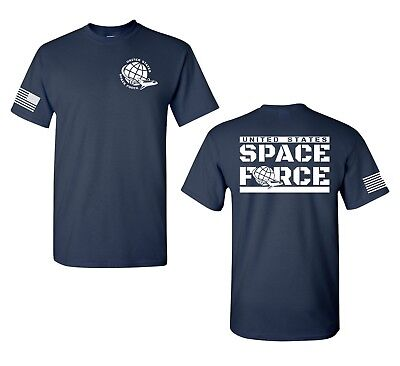 United States Space Force  Men's Tee Shirt 014