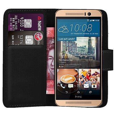 Case cover For HTC One M9 Plus M7 M8 M10 M8 S Magnetic Flip Leather Wallet Phone