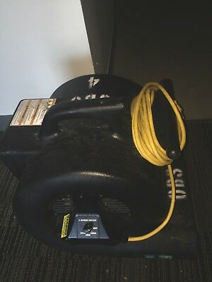 Tennant 3 Speed Commercial Blower / Air Mover