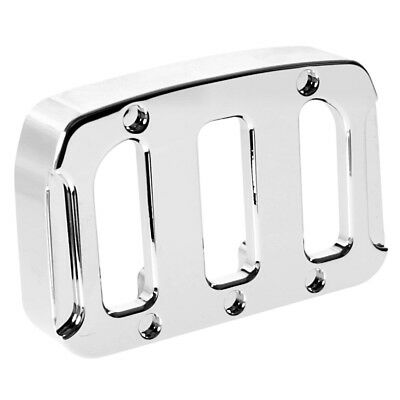 Chrome Radio Bezel Cover For Victory Cross Country Magnum Cruise Control