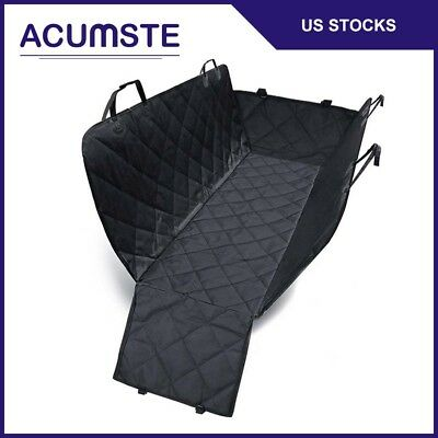Waterproof Pet Hammock Car Seat Cover SUV Rear Bench Protector Mat Cover Dog Cat