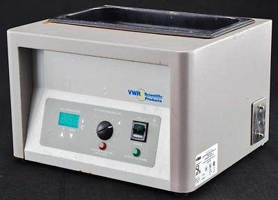VWR Scientific 1225PC Lab Benchtop Digital 6L Heated Water Bath 9020912