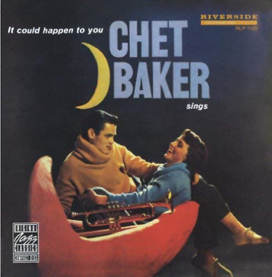 Baker, Chet-It Could Happen To You (Uk Import) Cd New