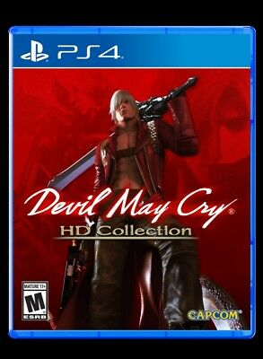 Devil May Cry HD Collection (English/Chi Ver) for PS4 Sony Playstation 4