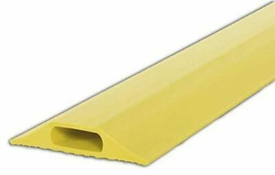 Vulcascot Cable Cover, 14 x 8mm (Inside dia.), 68 mm x 9m, Yellow