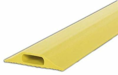 Vulcascot Cable Cover, 30 x 10mm (Inside dia.), 83 mm x 9m, Yellow