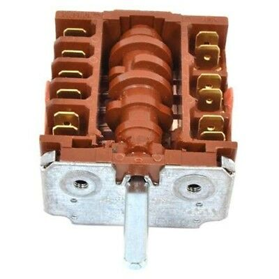 Original FUNCTION SELECTOR SWITCH 46.25866.560 OVEN For Delonghi 483997
