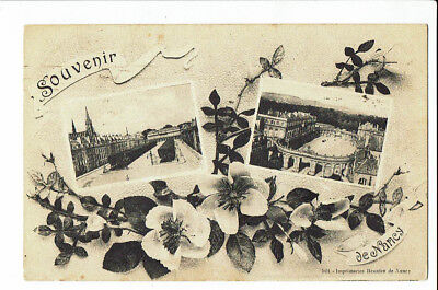 CPA - Carte postale- FRANCE - Nancy - Carte fantaisie  - S 2550