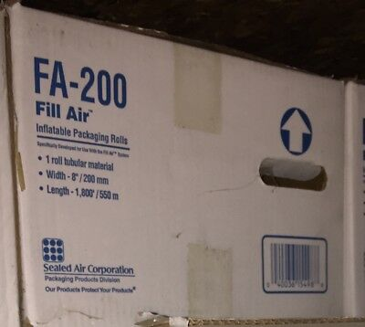 """Fill Air FA-200 Inflatable Packaging Rolls - 8"""" X 1500'"""