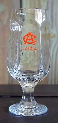 A. Coors Retro Look Banquet Beer Glass