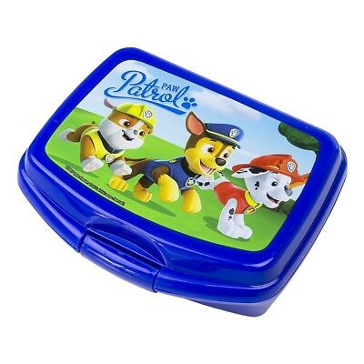 Paw Patrol Kinder Brotdose Lunchbox Sandwichbox Chase Marshall Rubble