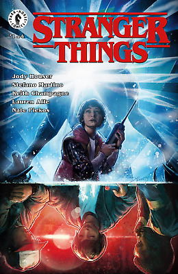 Stranger Things #1 Cover A Briclot