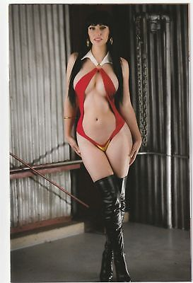 Vampirella Dejah Thoris #1 15 Copy Virgin Variant Cosplay