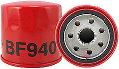 Baldwin Filters Bf940 Fuel Filter, Spin-On