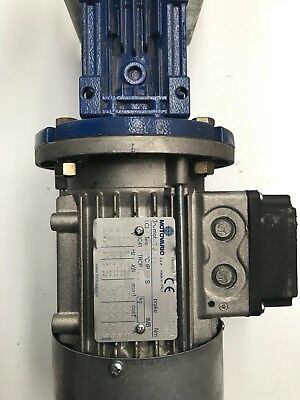 Motovario Motor With Gearbox