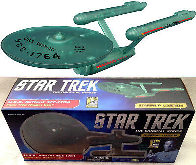 2015 Sdcc Star Trek U.s.s. Defiant Ncc-1764 Starship Tholian Web Enterprise