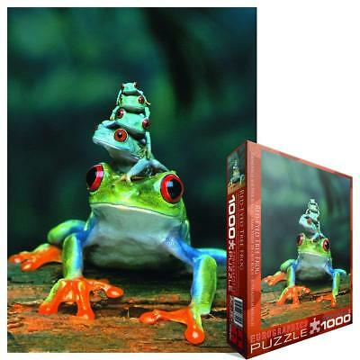 EuroGraphics Red Eyed Tree Frog Jigsaw Puzzle (1000-Piece)