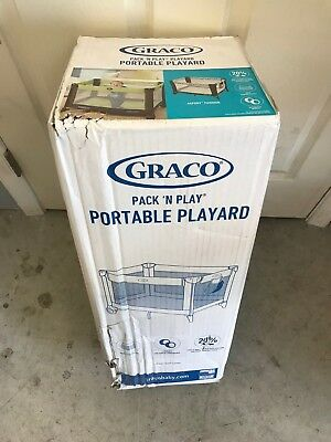 Graco Pack 'n Play Portable Playard, Aspery for Baby Child Sleeper NEW