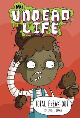 Graves  Emma T.-My Undead Life Pack A Of 4 (UK IMPORT) BOOK NEW