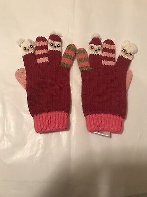 Gymboree Gloves Size 3-4
