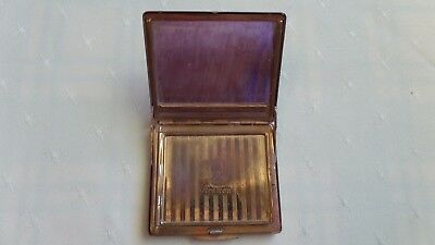 Vintage Ladies Powder Compact by Stratton - Made in England
