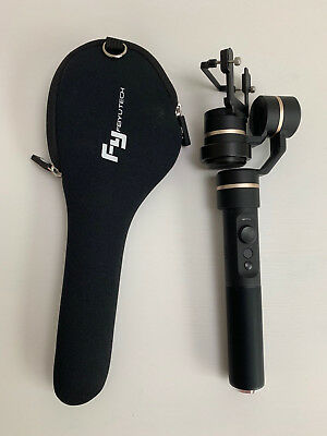 Genuine Feiyu G5 3-Axis Handheld Gimbal for GoPro Hero 7/6/5/4/3 with Pouch