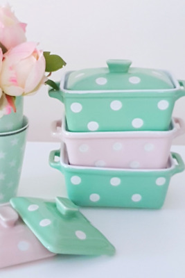 Butter Dish mint