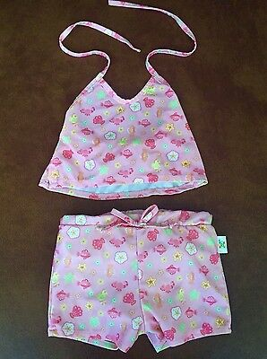 Play Baby Two Piece Swimsuit For 12 Month Baby Girl