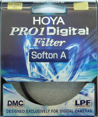 Hoya 67mm PRO1 Digital Softon A Filter PRO 1D DMC LPF - New, Sealed & Unopened