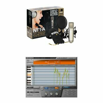Rode NT1A Vocal Recording Pack with Free Waves Tune LT