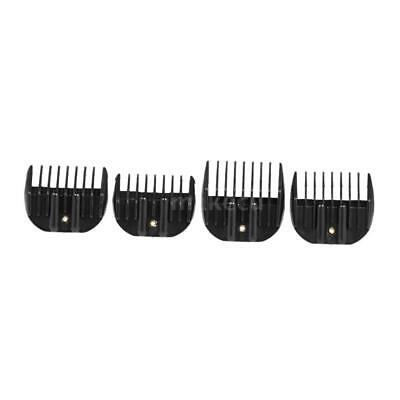 4 Sizes Limit Comb Hair Clipper Guide Attachment for Electric Hair Clipper X5A4