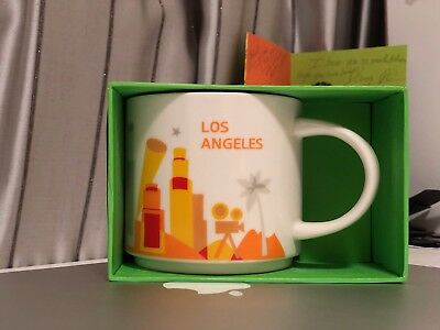 Starbucks You Are Here Collection Los Angeles 14Oz Mug