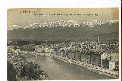 CPA - Carte postale -France -  Grenoble - Vue Panoramique -  S 2555