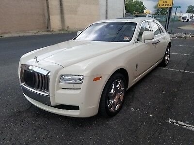 2011 Rolls-Royce Ghost  2011 Rolls Royce Ghost