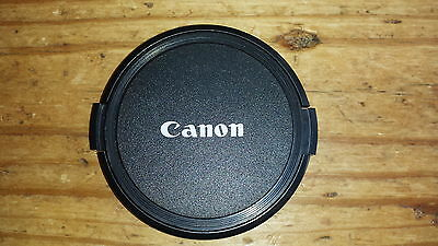 72mm Front Snap On Lens Cap For Canon made by Sonia.