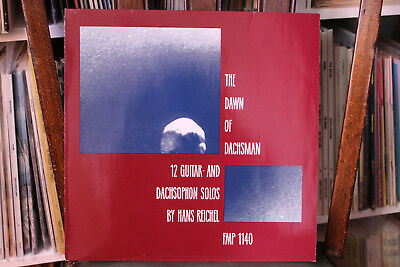 Hans Reichel - The Dawn of Dachsman - FMP 1140 - 1987