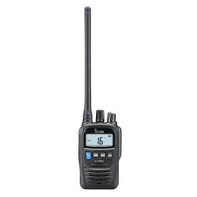 Icom IC-M85 VHF / Land Mobile Handheld Radio - IP67 Waterproof