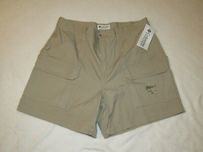 Columbia PHILMONT Ranch Boy Scouts of America Shorts BSA Hiking Men's 36 NWT