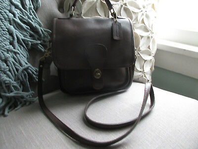 09fa2bed5e5 3 AUTHENTIC VINTAGE Coach Handbags Excellent Condition, All Leather ...