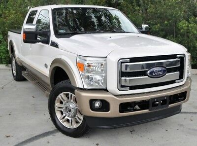 F-250  2012 Ford Other 4WD Crew Cab 156