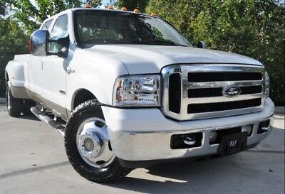 F-350  2006 Ford Super Duty F-350 DRW Crew Cab 172 Bulletfroof