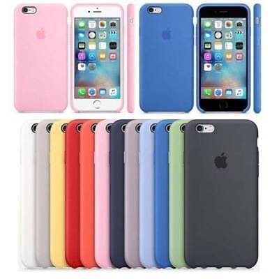 Genuine Original Hard Silicone Official Case Cover FOR Apple iPhone X/XS Max