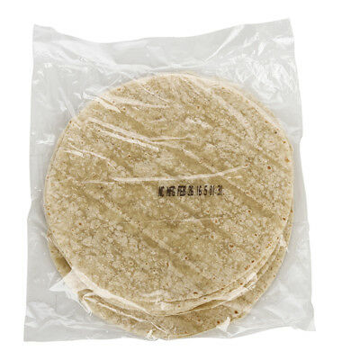 Mission Foods 10 Fry-Ready Flour Tortilla, 12 Count (16 Pack)