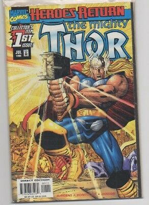 The Mighty Thor 1 Vol 2 Dan Jurgens John Romita Jr Marvel Comics